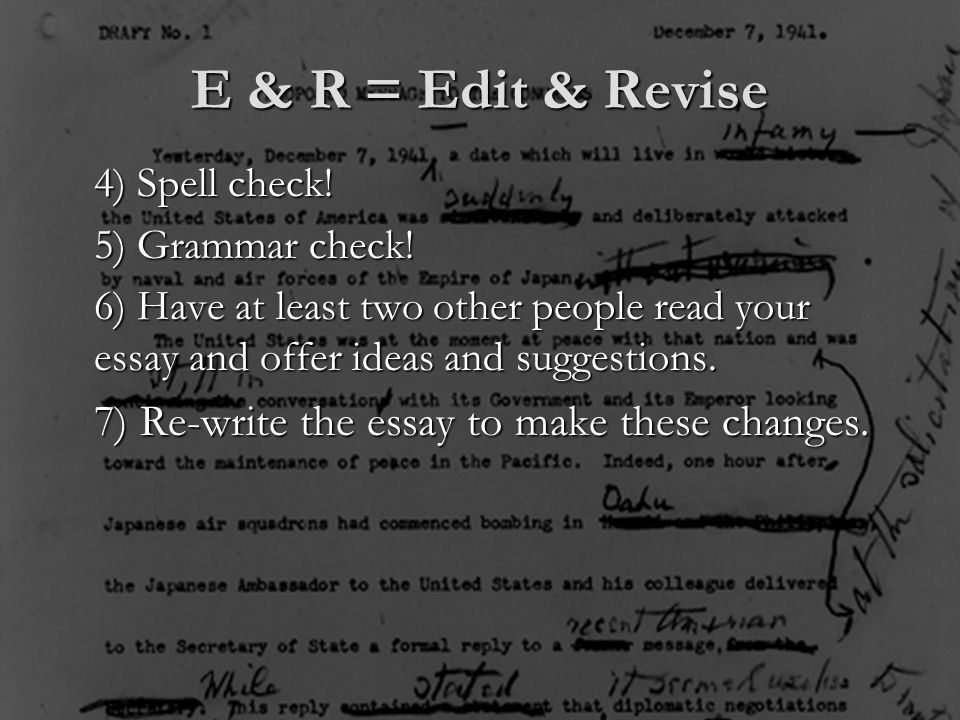spell check essay Bonpatron is a grammar checker that finds common spelling errors and grammatical mistakes in french.