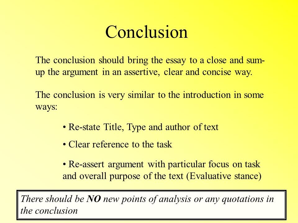 analytic essay examples