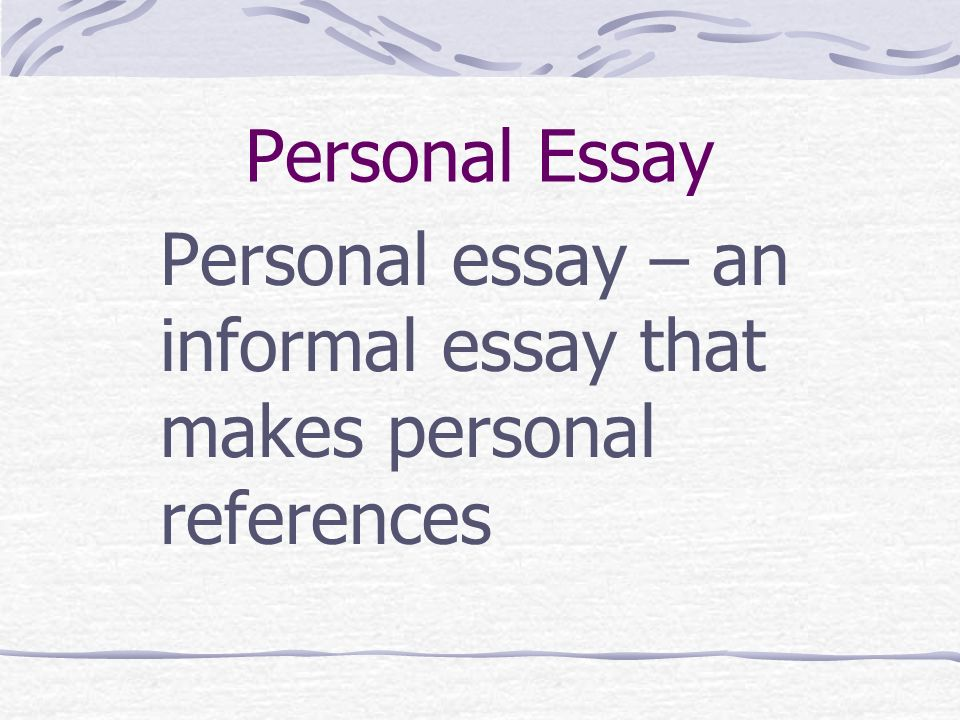 informal essay help Help on writing an informal essay-by a custom essay writing services provider follow us on twitter.