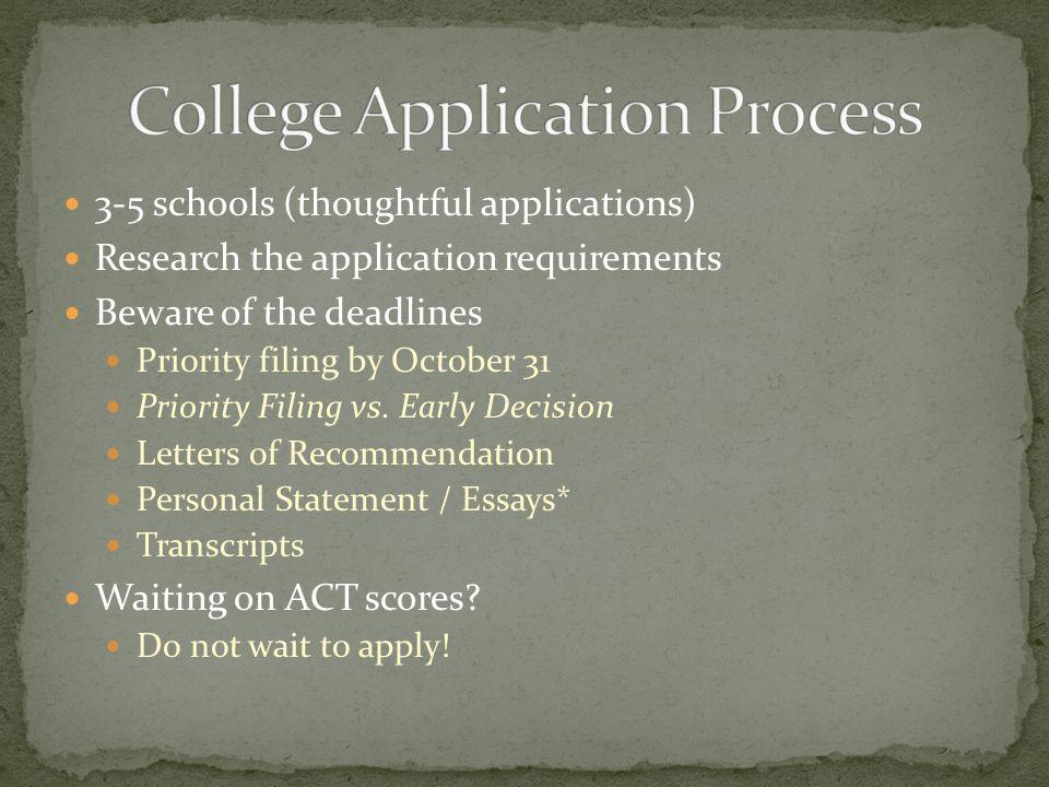 uw schools application essay