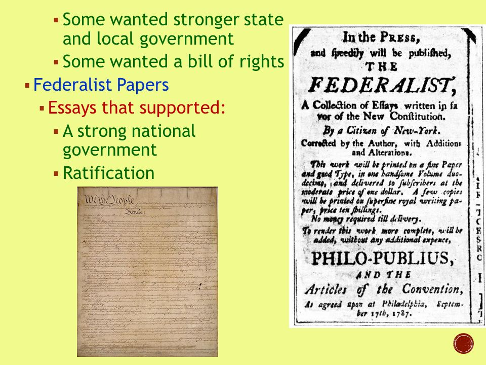 bill of rights amendments essay Read this essay on bill of rights and amendments come browse our large digital warehouse of free sample essays get the knowledge you need in order to pass your classes and more.