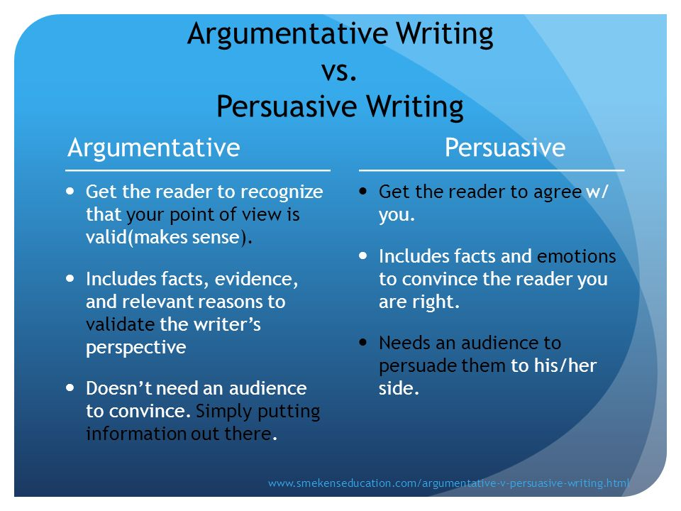 top argumentative essays