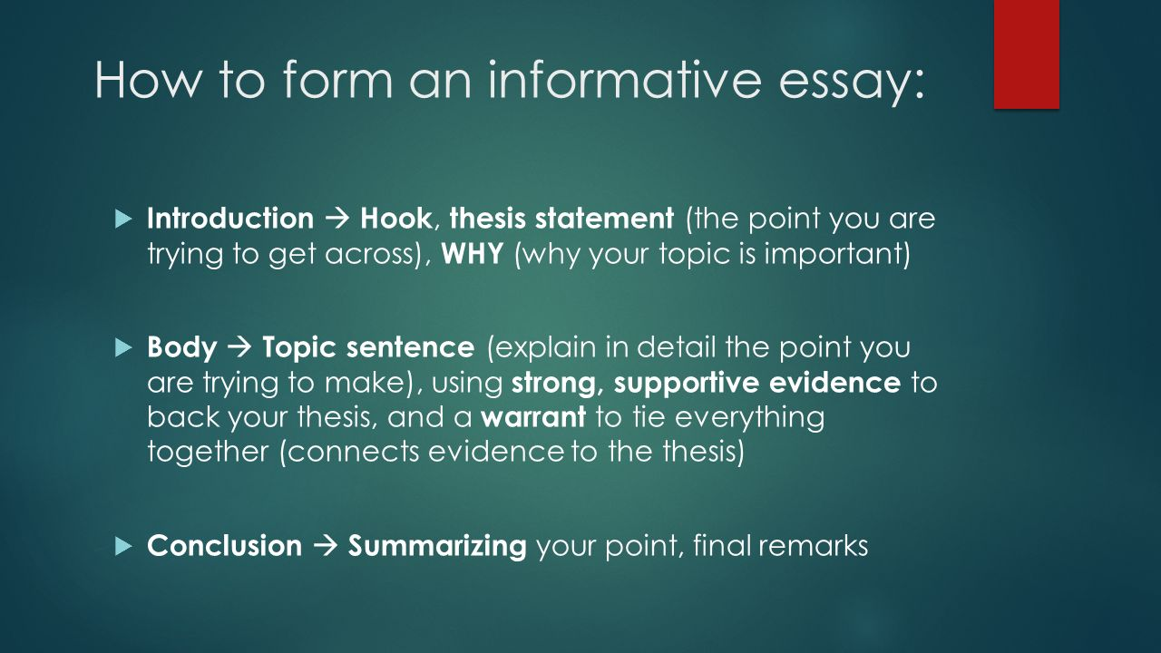informative essay konuları These 90 argumentative essay topics won't leave anyone indifferent choose a fresh persuasive essay topic right now.