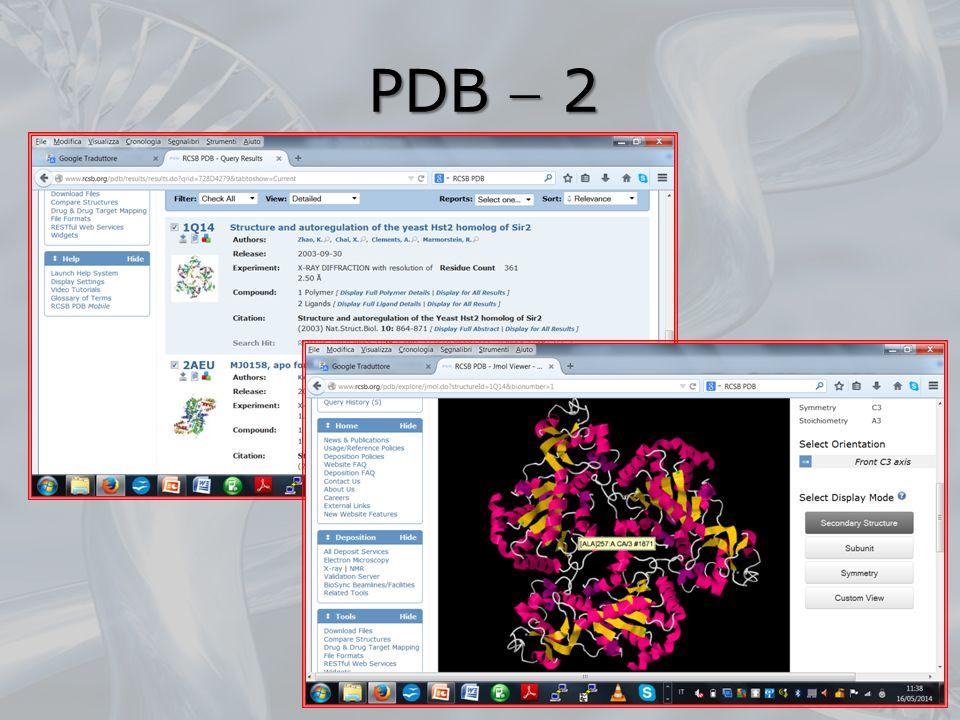PDB  2 73
