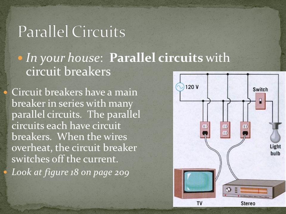 Enchanting Circuit Breaker In House Photos - Electrical Circuit ...