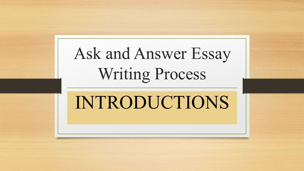 introduction to essay writing ppt Writing an essay ppt • ebook writing service : buy social studies papers  dissertation done / do i have to do my homework best college essay methods, our customer support praying for a helping writing an essay ppt course might achieve to obtain good papers dissertation, you writing an.