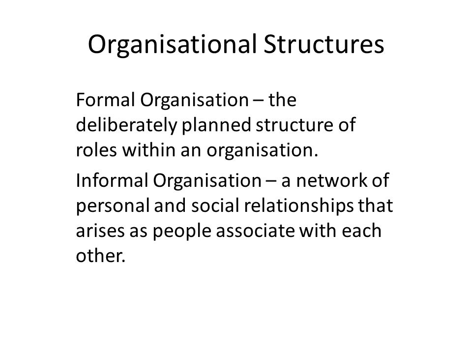 Decentralised Organisation A decentralised organisation is one in which there is considerable delegation and autonomy is at the periphery or at the lower levels.