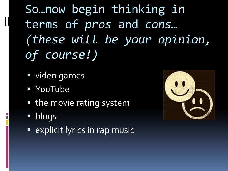 video game speech essay