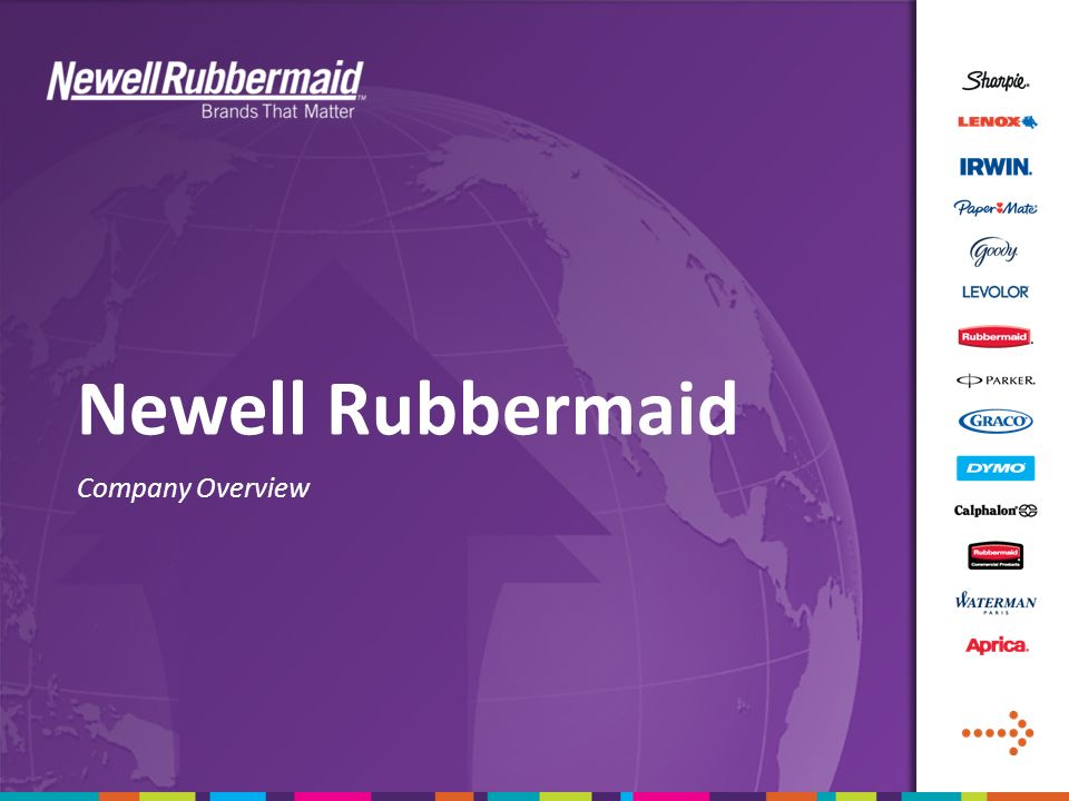 newell company the rubbermaid opportunity essay Newell's corporate strategy was mainly focused on high volume and low cost product to large mass retailer the goal of the company was to increase its sales.