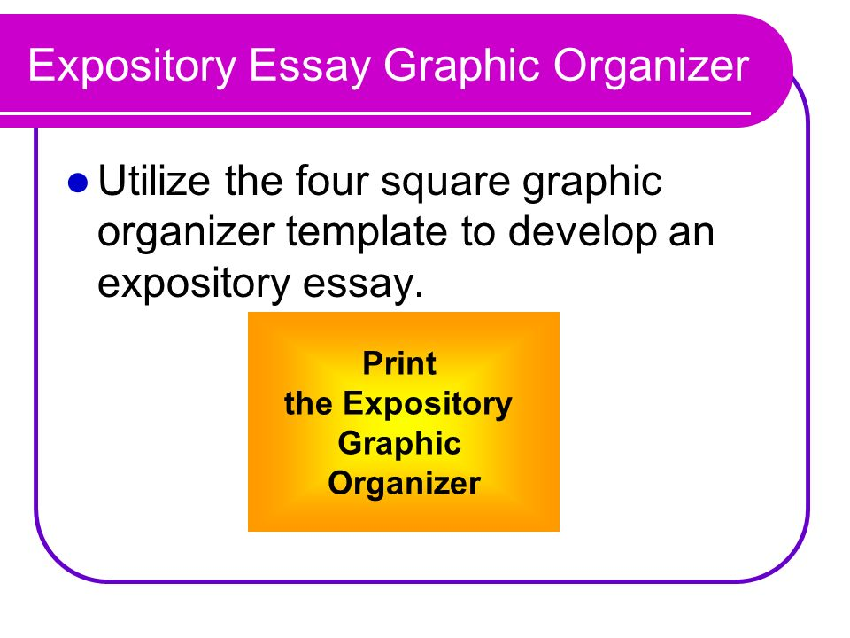 what are expository essays used for