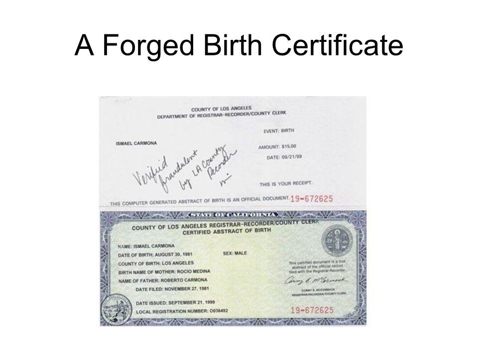Free Professional Resume Orange County Birth Certificate