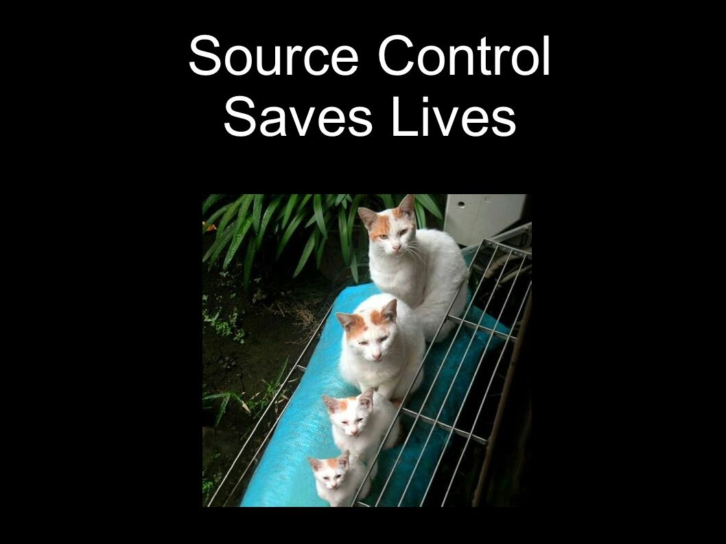 1 source control saves lives