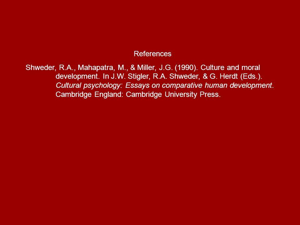 case study of moral development A case study based on kohlberg's theory of moral development.