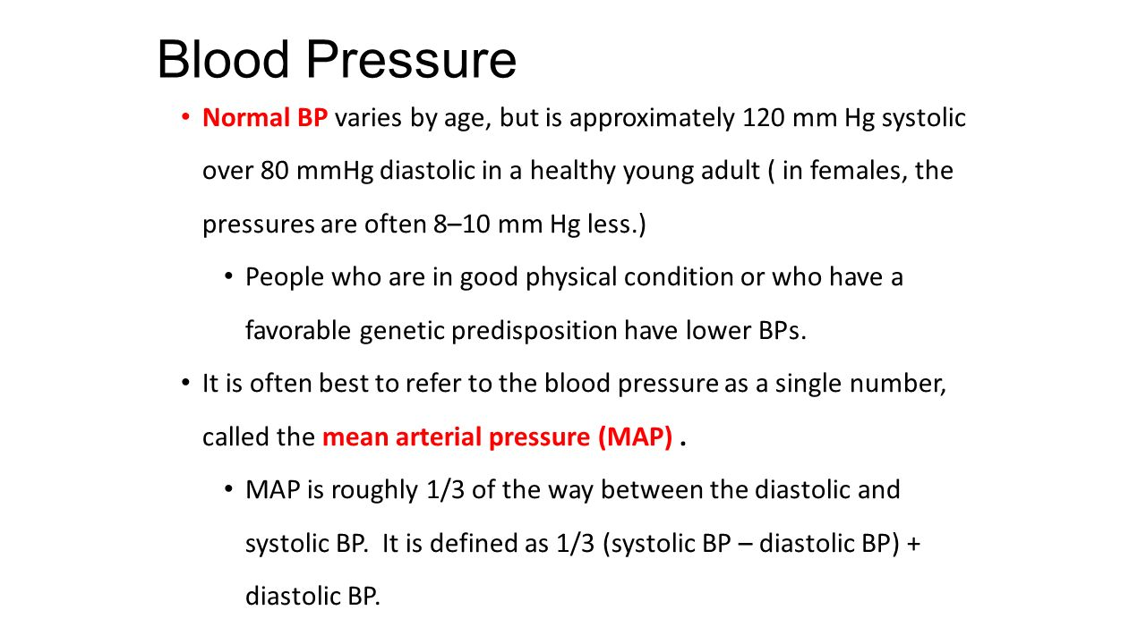 Blood pressure normal bp varies by age but is approximately 120 2 blood pressure geenschuldenfo Choice Image