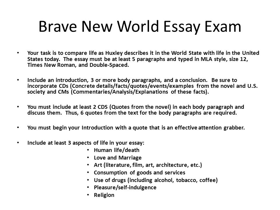 death essay introduction