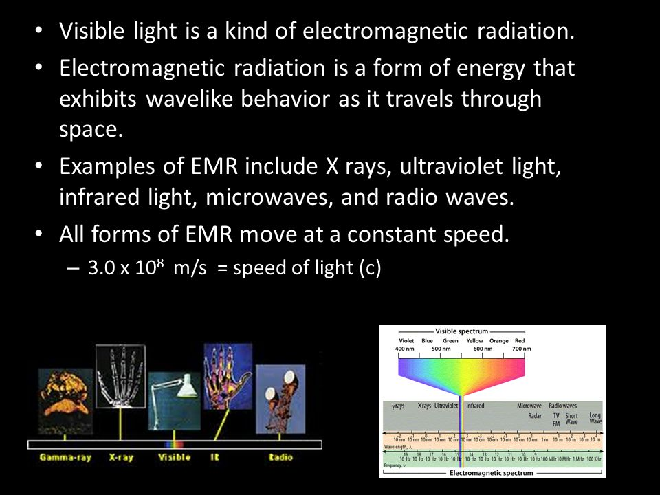 Electrons and Light. Light's relationship to matter Atoms can ...