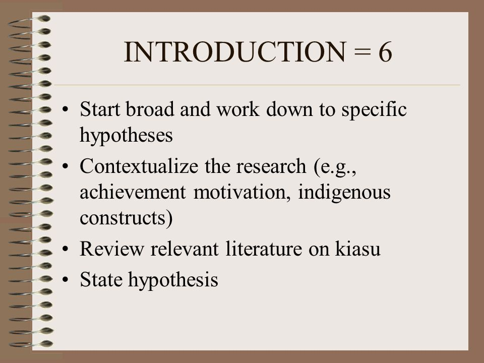 How to contextualise an essay