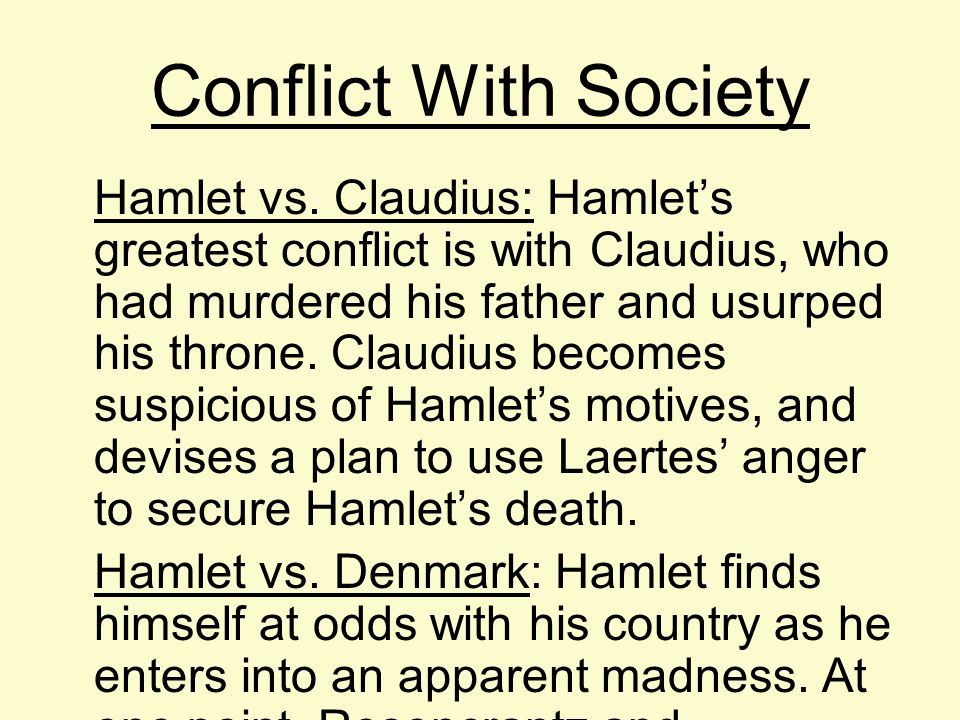 hamlet thought vs action Thought and action lots of thoughts on action – but actually no action at all hamlet's thoughts are put into words – words are the only action.