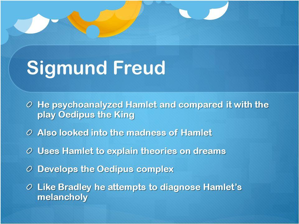 sigmund freud hamlet essay