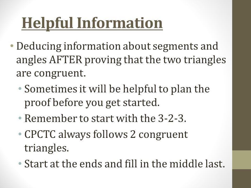 Using Congruent Triangles Class Worksheet Part ppt download – Congruent Triangle Worksheet