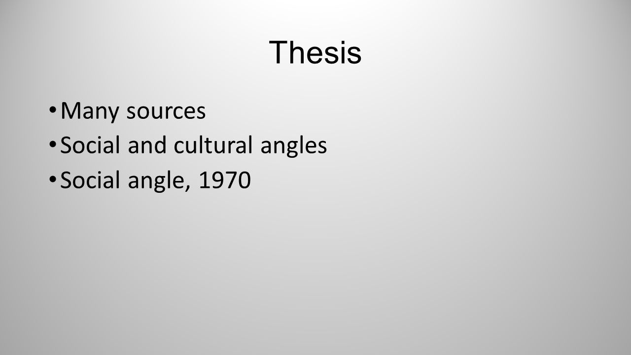 historiography thesis How to write a thesis statement whether you're writing a short essay or a doctoral dissertation, your thesis statement can be.