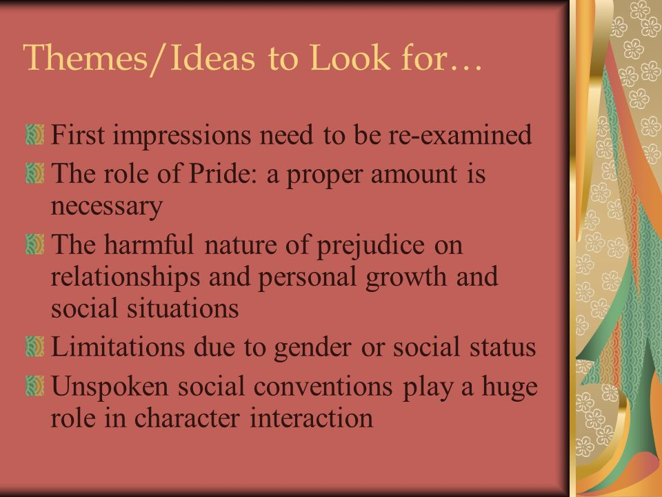 pride and prejudice social conventions