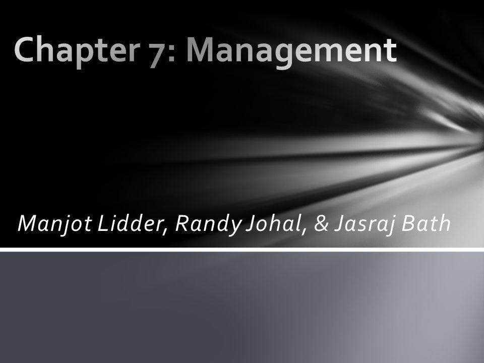 Manjot Lidder, Randy Johal, & Jasraj Bath
