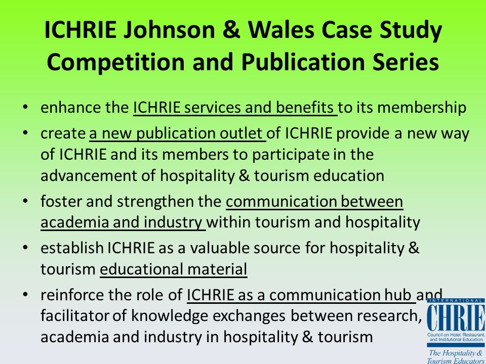 literature review on the hospitality industry tourism essay This free information technology essay on literature review: banking systems and technology is a literature review gives more hospitality and tourism.