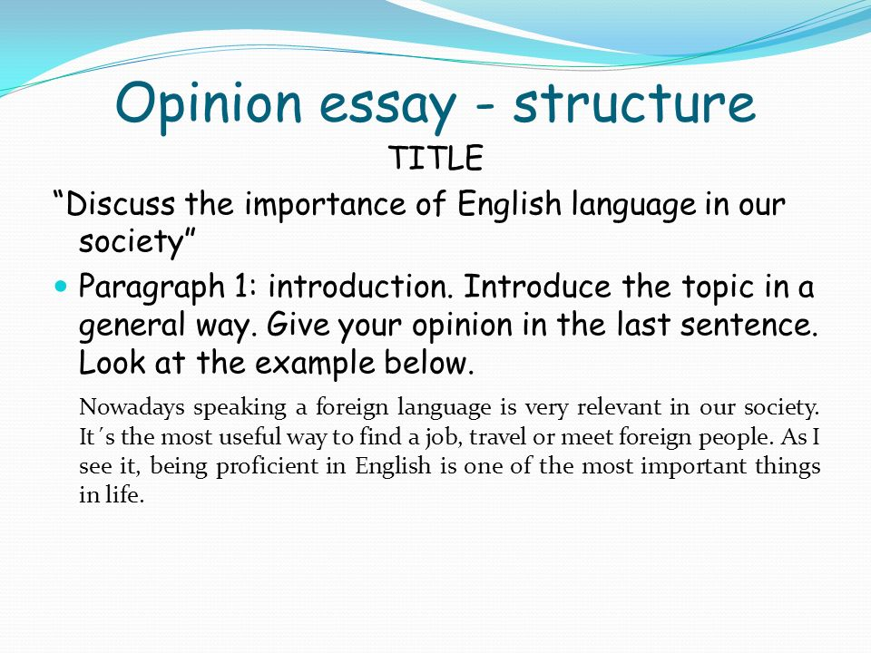 essays on importance of english importance of learning english importance of learning english unit colegio academia preuniversitaria opinion essay