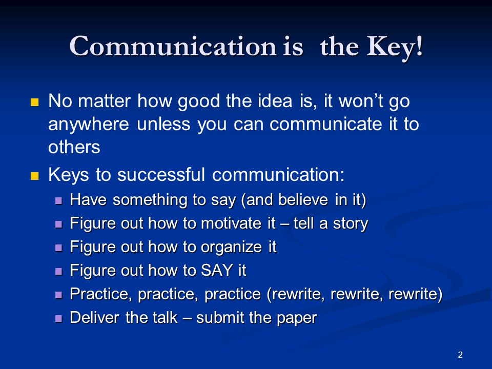 communication is the key Had we exercised open and clear communication  if you want to make sure your number of landings and takeoffs match, then remember communication is the key.