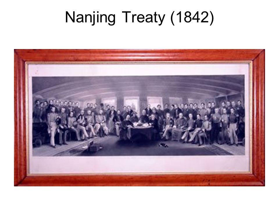 Nanjing Treaty (1842)