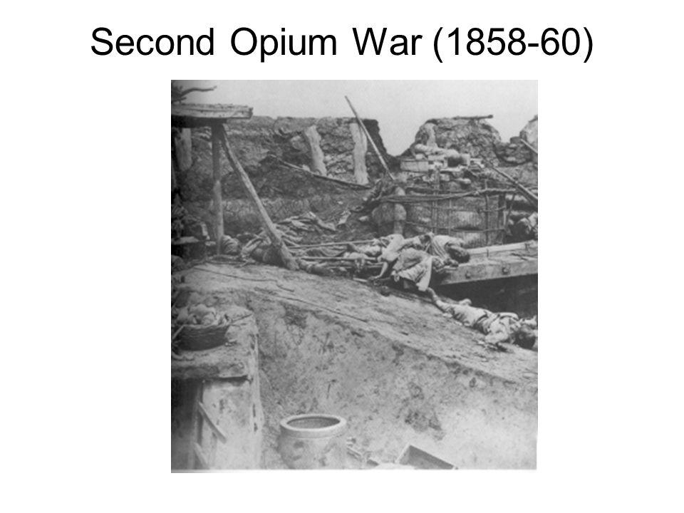 Second Opium War (1858-60)