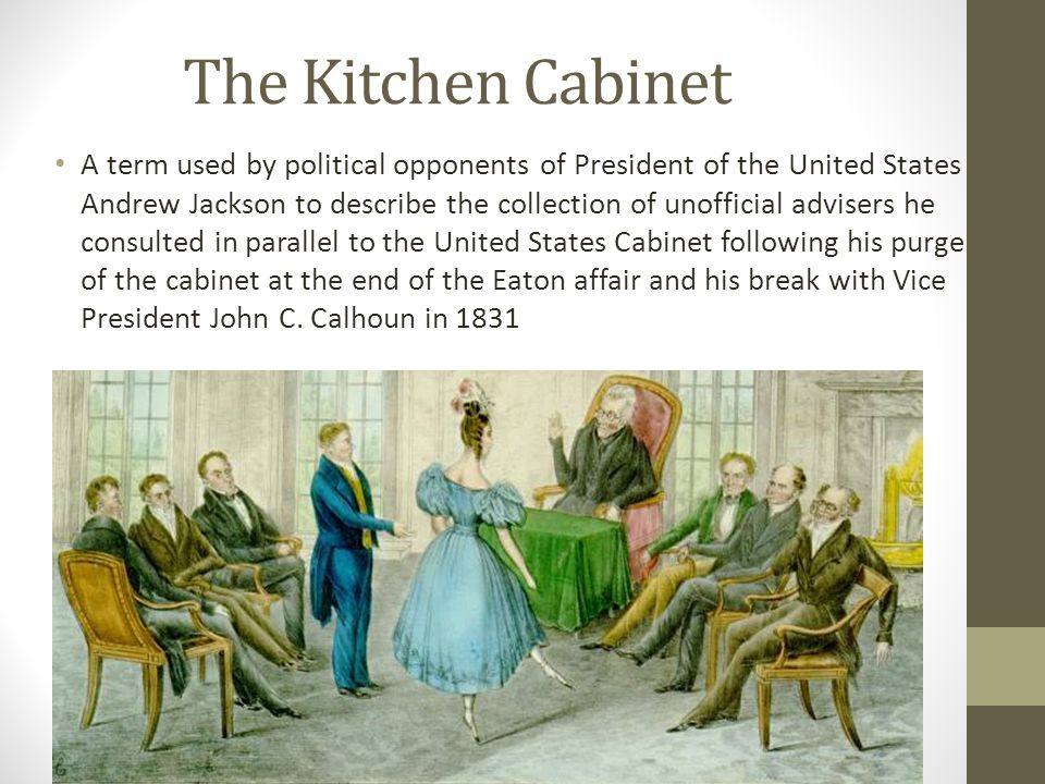 Kitchen Cabinet Andrew Jackson unique kitchen cabinet andrew jackson figure 129 the bank war this