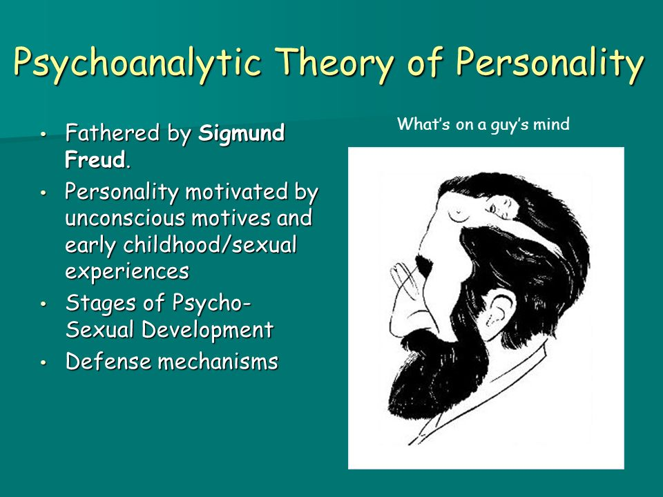 What Theory Did Sigmund Freud Develop