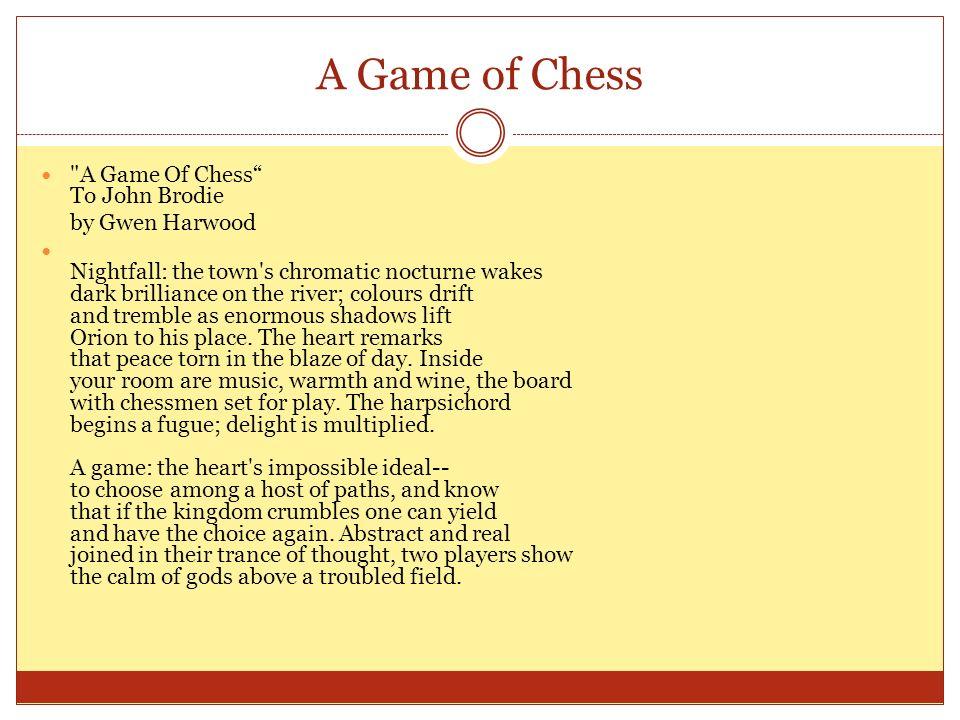 suburban sonnet by gwen harwood