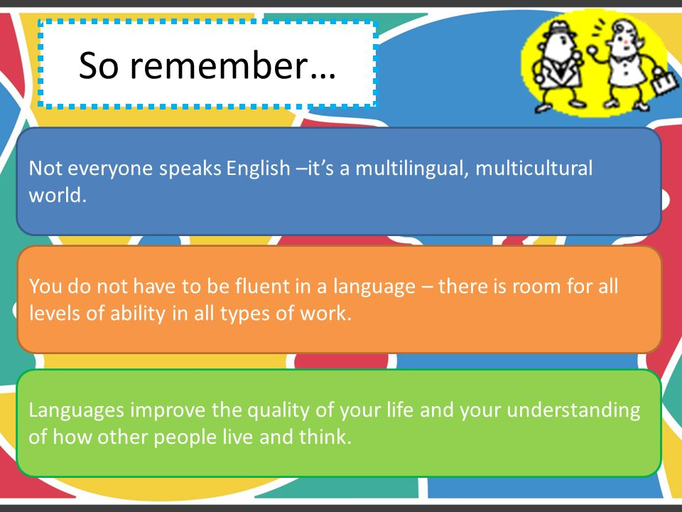 Friday September Th Is The European Day Of Languages EnGB - Types of languages in the world