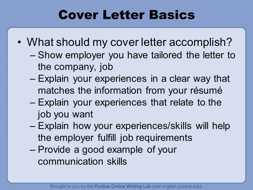 purdue owl cover letter youtube