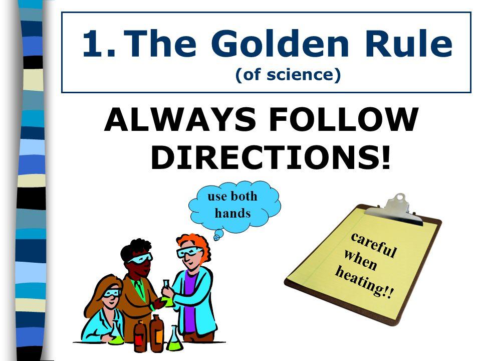 bp golden rules