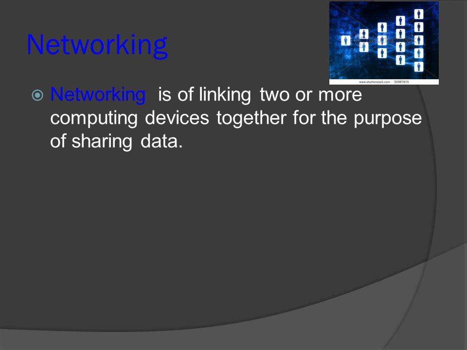 computer linking
