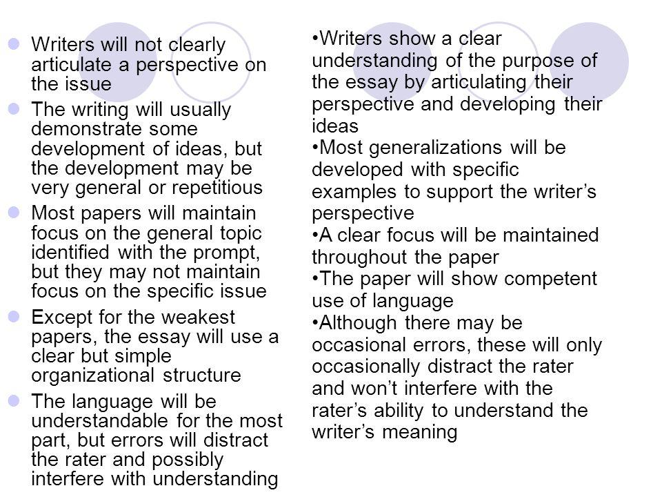 write essay fast