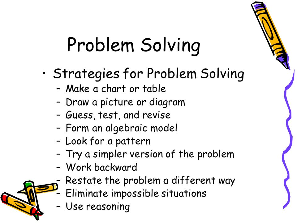 a detailed explanation on how to solve four problems How to write a problem solution essay: do a detailed explanation of the problem with facts that show why it needs to be dealt with will solve the problem.