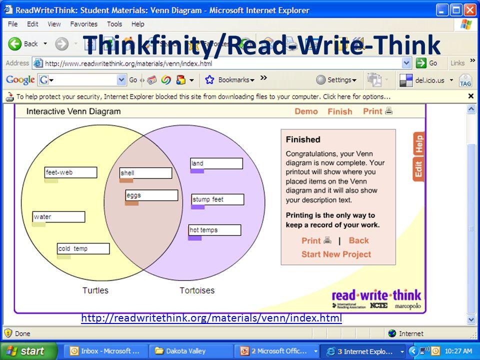 read write think org