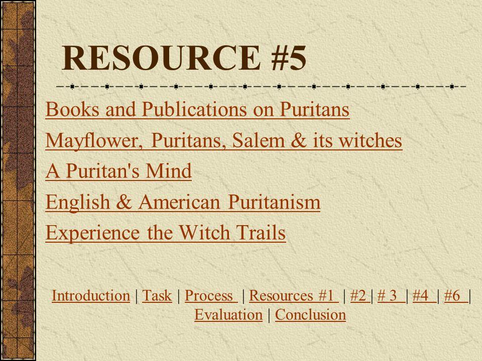 puritan essay thesis
