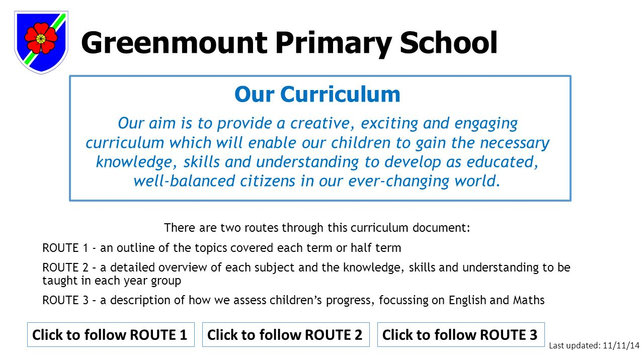 greenmount primary school our curriculum our aim is to provide a  greenmount primary school our curriculum our aim is to provide a creative exciting and engaging