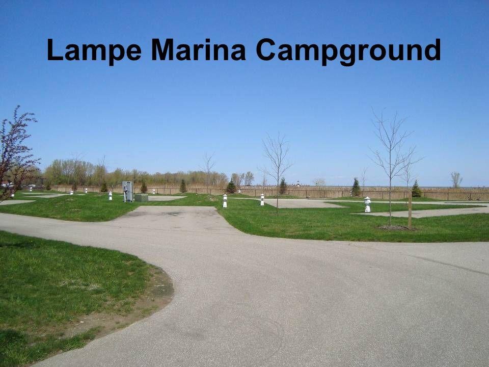 Lampe Marina Campground. 36 · 37