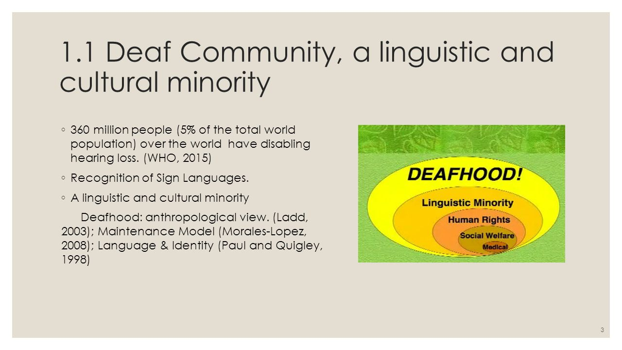 A VIRTUAL LEARNING ENVIRONMENT ON ENGLISH LITERACY FOR DEAF INDIAN - Total languages in world