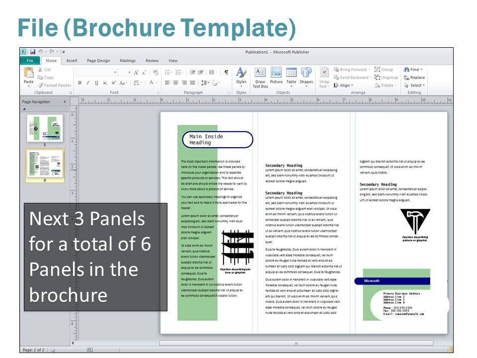 Free poster templates for microsoft publisher