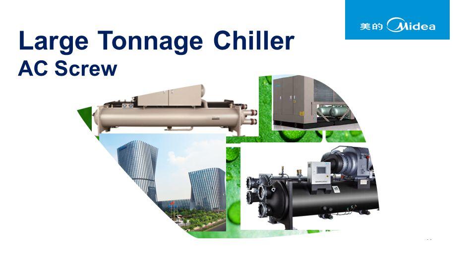 Evolution daikin chiller range ppt video online download large tonnage chiller wc screw swarovskicordoba Image collections