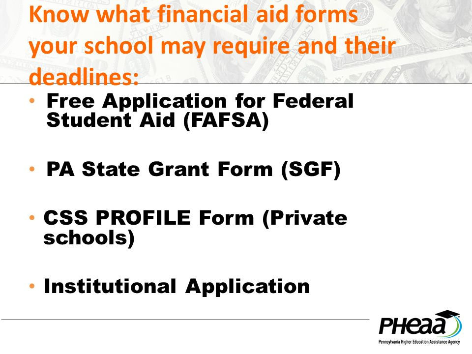 Paying for Postsecondary Education. What is Financial Aid ...