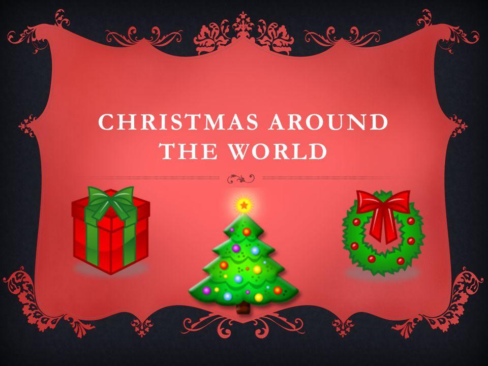Teaching Holidays Around the World in Kindergarten. | New Teachers ...